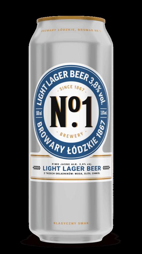 no. 1 light